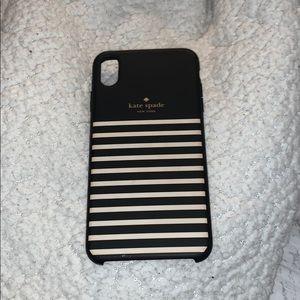 Kate spade iPhone xsmax phone case
